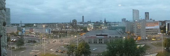Holiday Inn Eindhoven: View from 10th floor