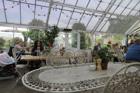 ‪The Quince Tree cafe at Clifton Nurseries‬
