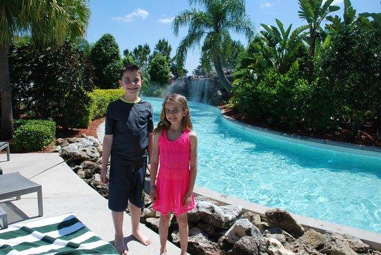 Hilton Orlando: lazy river