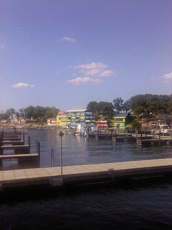 Camden on the Lake Resort : Beautiful view