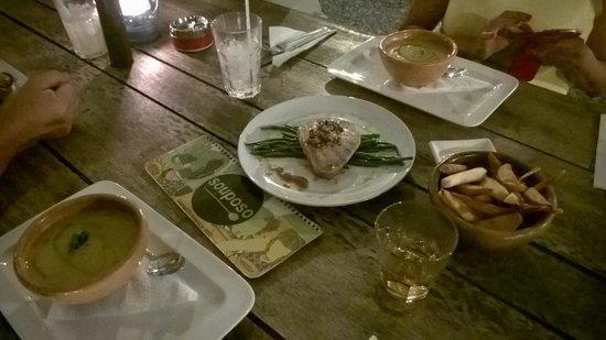 Souposo : Nice dinner