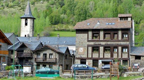 Hotel Vall Ferrera: COMPLEJO