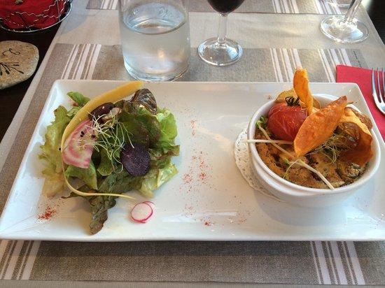 Restaurant Le Vauquelin : Greek soufflé