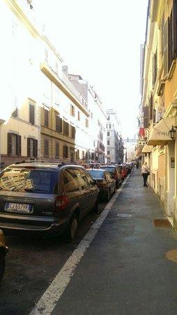 Love & Art in Rome: Street