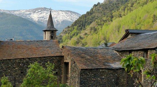 Hotel Vall Ferrera: ALREDEDORES