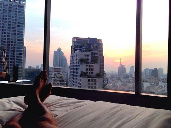 W Bangkok: Great view!