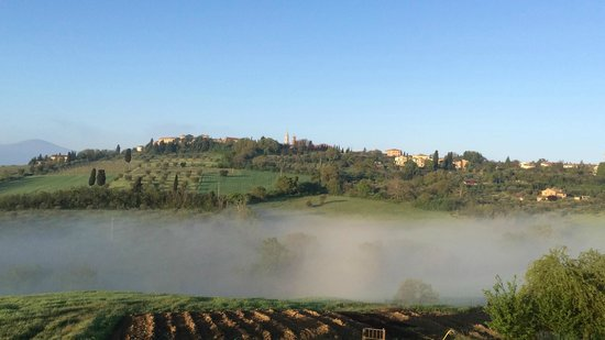 Agriturismo Casa Frati: A room with a view