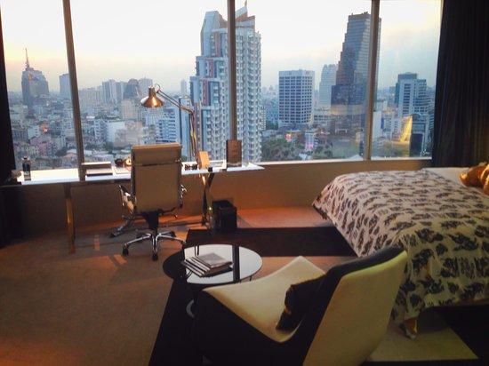 W Bangkok: Room