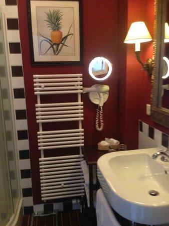 Hotel Kipling - Manotel Geneva : Bathroom