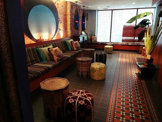 Marrakech Hotel: Lobby