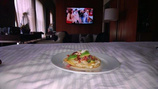 Andaz San Diego: Breakfast