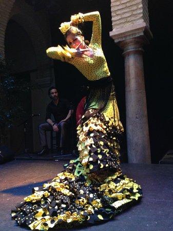 Museo del Baile Flamenco: 27 Aprile 2014