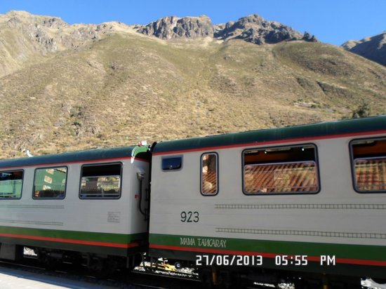 PeruRail - Expedition: Expedition da Inca Rail.