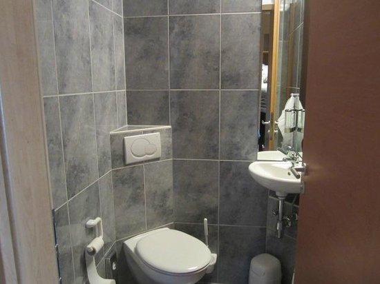 Upstalsboom Landhotel Friesland: separate WC