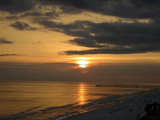 Wyndham Vacation Resorts Panama City Beach: Sunset