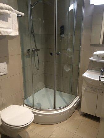 Hotel Iron Horse : Baño