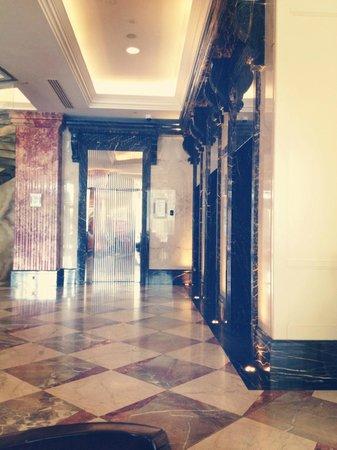 InterContinental Moscow Tverskaya Hotel: Lobby