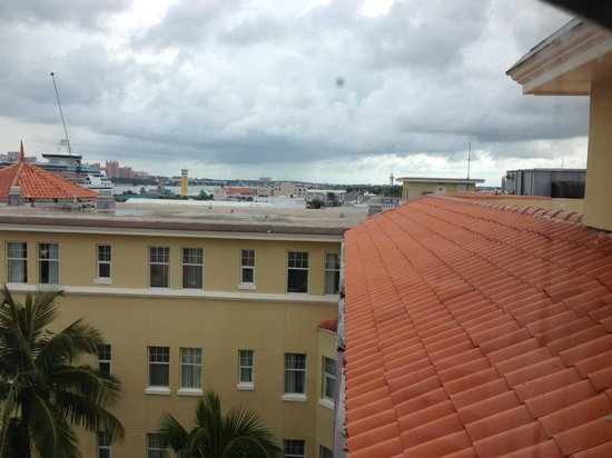 British Colonial Hilton Nassau : Eastern view from room