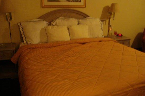 Rodeway Inn & Suites : Bed
