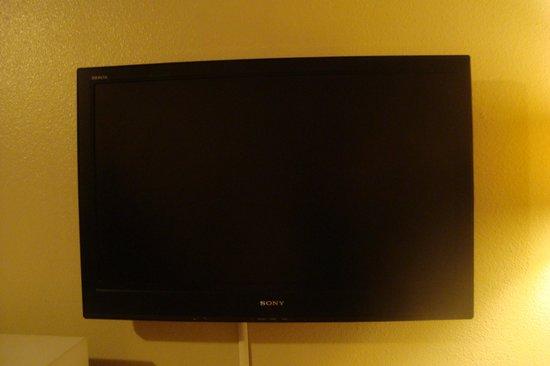 Rodeway Inn & Suites : TV