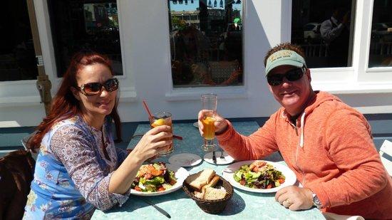Scoma's Of Sausalito: Fresh food good portions and tasty