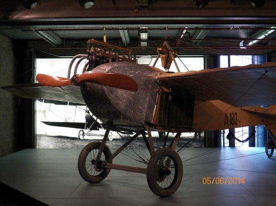 Deutsches Technikmuseum Berlin: vliegtuig
