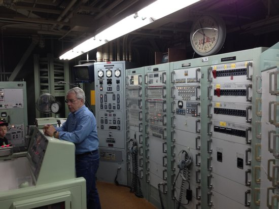 Titan Missile Museum : Control room