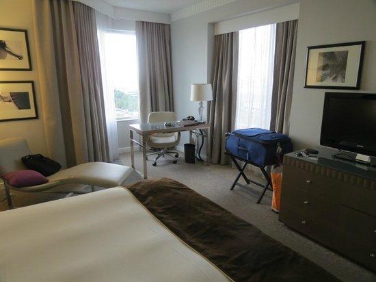 PULLMAN Miami Airport hotel: o apartamento