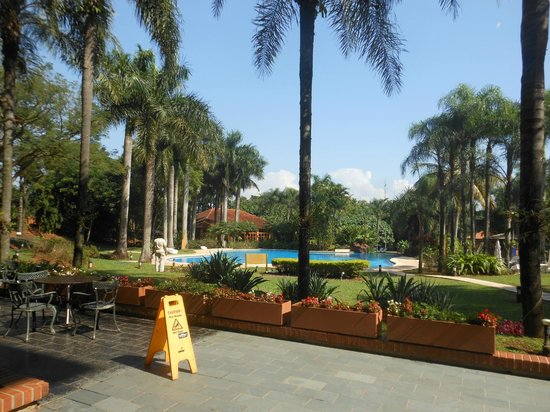 Iguazu Grand Resort, Spa & Casino : Bien cuidado