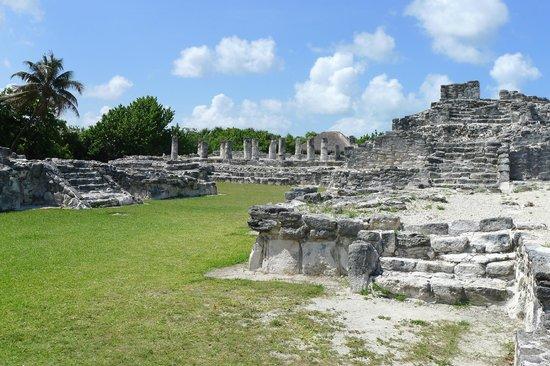 Ruines El Rey (Zona Arqueologica El Rey) : The El Rey ruins