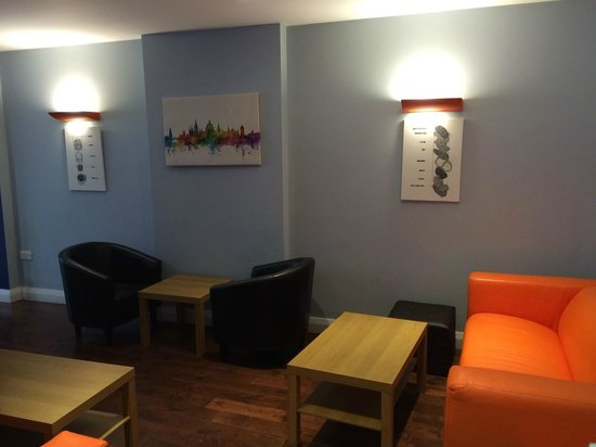 Jimbob's Baguettes: Relax in our comfy sofas and armchairs at the back of Jimbob's