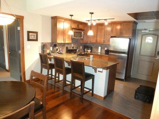 StoneRidge Mountain Resort: Fully equipped kitchen