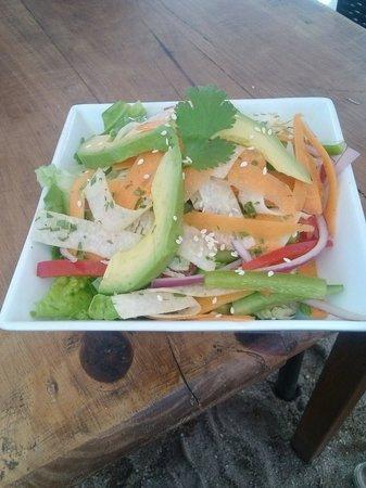 Hey Cocina Nayarit: Tienen que probar esta fresca ensalada de vegetales!