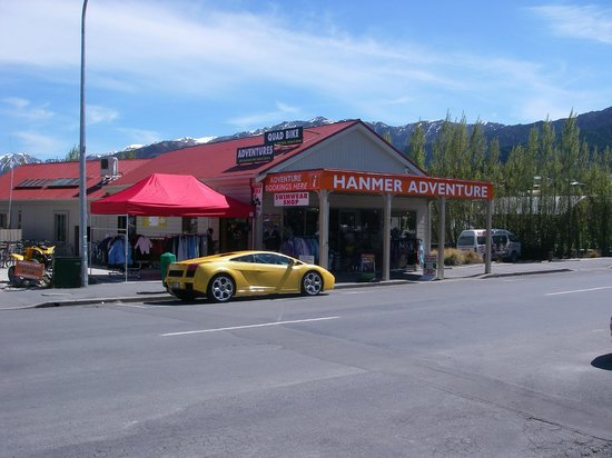 Hanmer Springs Adventure Centre