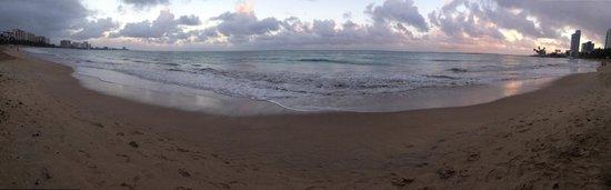 InterContinental San Juan: Isla Verde Beach