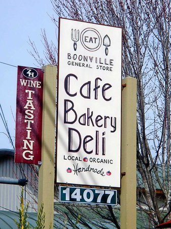Boonville General Store