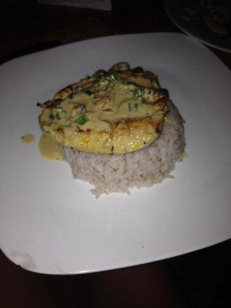 Artcafe : Chicken in mushroom sauce?