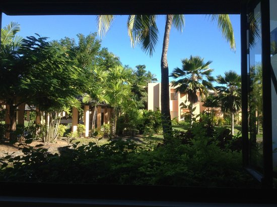 Sheraton Denarau Villas: Breakfast view from Villa
