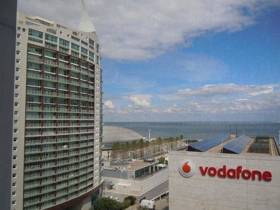Tivoli Oriente Hotel: Desde la habitación