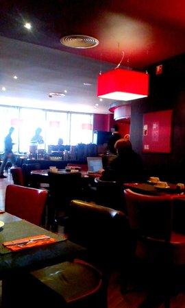 Tivoli Oriente Hotel: Comedor