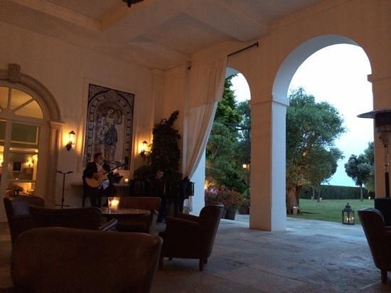 Finca Cortesin Hotel Golf & Spa : fim de tarde