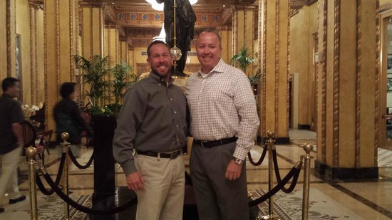 The Roosevelt New Orleans, A Waldorf Astoria Hotel: LDL & RKK