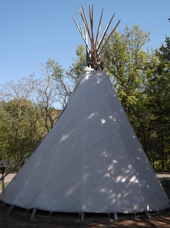 Watonga, OK: TeePee to rent