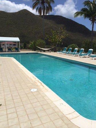 The Mount Nevis Hotel: Nice spot