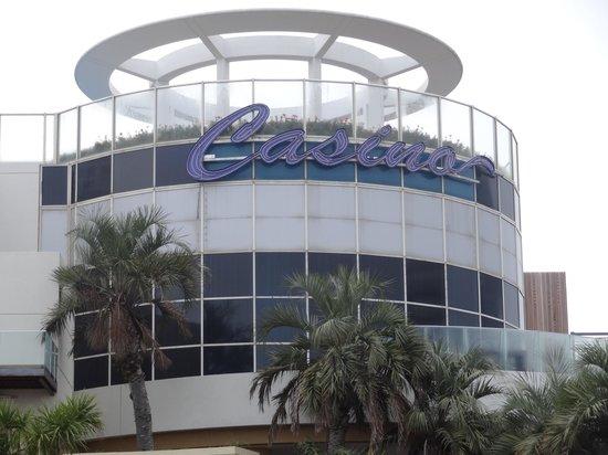 Conrad Casino: FACHADA