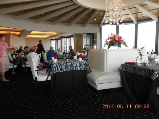 rivue restaurant lounge i loved the decor