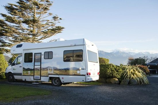 Kaikoura Top 10 Holiday Park: A beautiful spot!