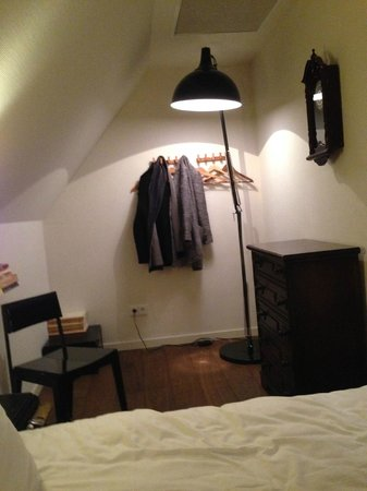 Townhouse Hotel Maastricht: Kamer 406