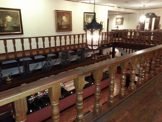 Hotel Parador: Dining area