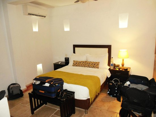 Casa Canabal Hotel Boutique : First Floor Room